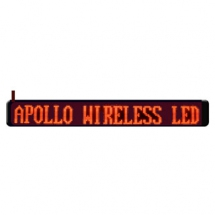 "Apollo AS 120 48"" LED Sign"